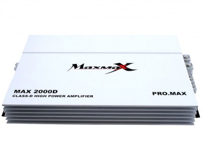 MAXMAX MAX-2000D 2016 Series